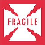 break, warning, fragile