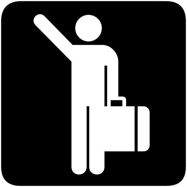 piktogramm koffer