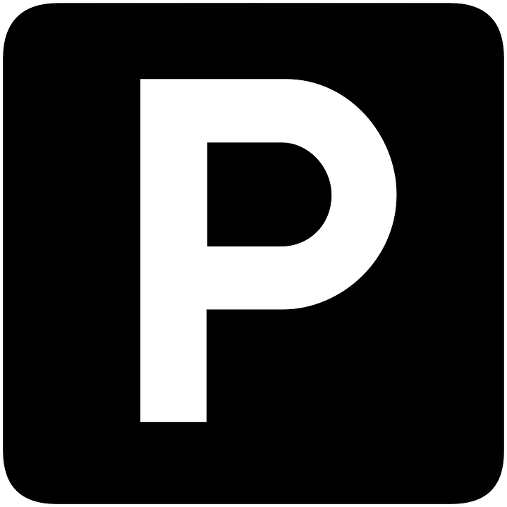 Parking Lot Information · Free Vector Graphic On Pixabay