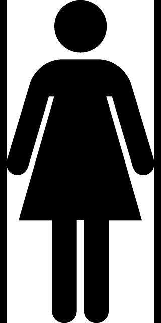 Imagem vetorial gratis Feminino, Wc, Público  Imagem gratis no Pixabay  44079 -> Banheiro Feminino Png