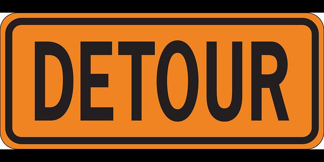 detour deutsch