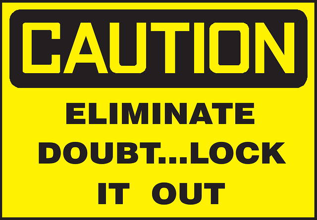 Lock Caution Eliminate · Free vector graphic on Pixabay