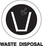 arrow, disposal, away