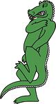 privacy, humor, alligator