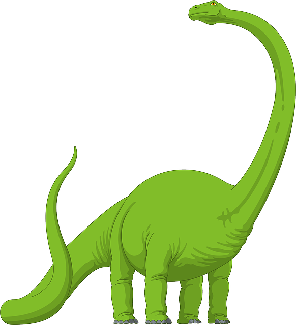 Free Vector Graphic Dinosaur Reptile Ancient Free