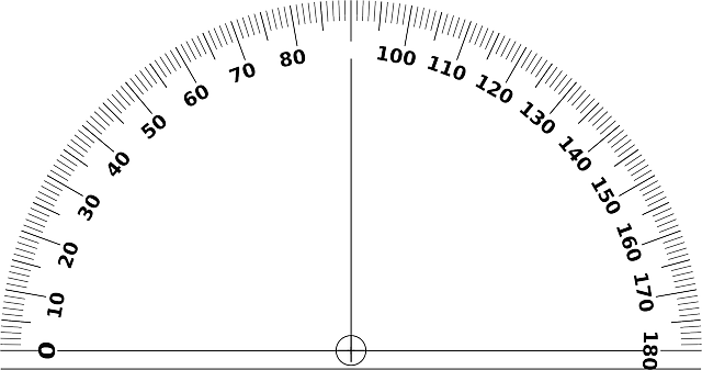 protractor angle geometry  u00b7 free vector graphic on pixabay shower clip art images shower clip art free