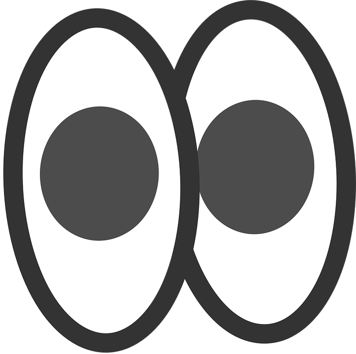 Free Vector Graphic Eyes Part Body Vision Free Image