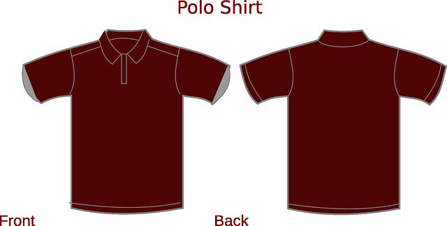Polo Shirt Fashion Free Vector Graphic On Pixabay