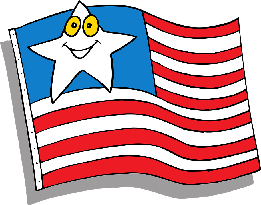 flag american usa free vector graphic on pixabay rh pixabay com us flag graphic free us flag graphics or clip art