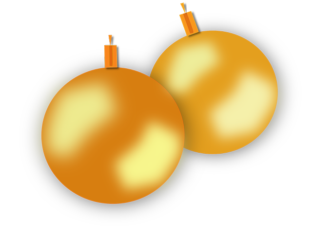 Ornaments Christmas Celebration · Free vector graphic on ...