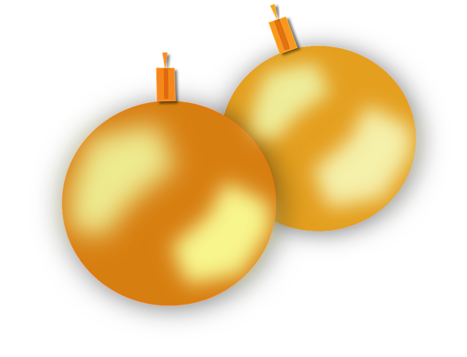 Ornaments Christmas Celebration Xmas Winter Season