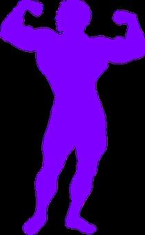 Culturista, Músculos, Masculina, Hombre