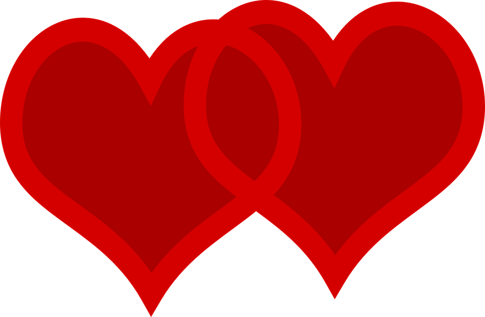 Hearts Valentine Valentine S Day Free Vector Graphic On Pixabay