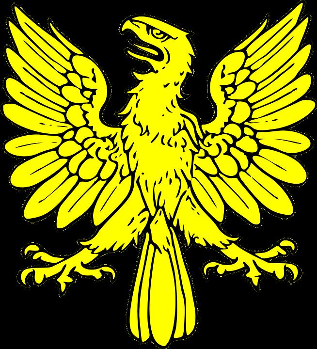 Shield Eagle Bird Free Vector Graphic On Pixabay