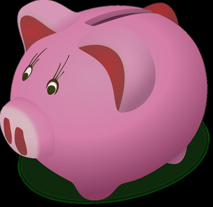 Skarbonka, Monety, Dolar, Gniazdo, Zapisz, Ceny