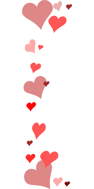Heart Border Valentine · Free vector graphic on Pixabay