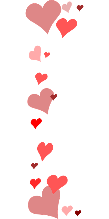 heart border valentine free vector graphic on pixabay