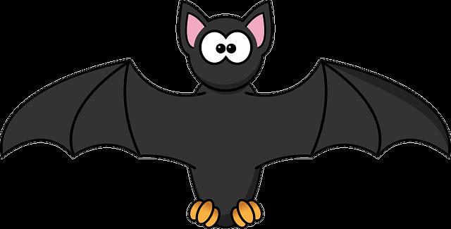 Murci lago alas halloween de gr ficos vectoriales gratis - Murcielagos para halloween ...