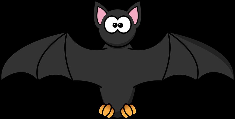 bat wings halloween free vector graphic on pixabay