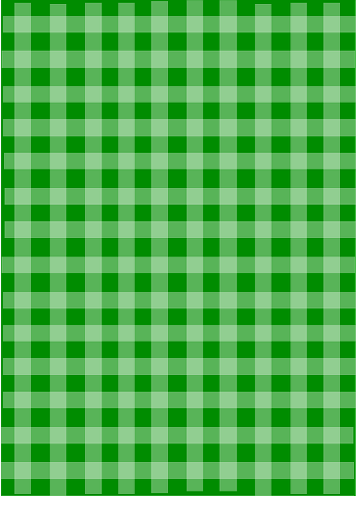 Gingham, Background, Fabric, Texture