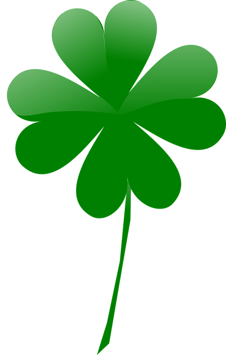 Shamrock free pictures on pixabay shaded leaf shamrock march luck day irish voltagebd Images