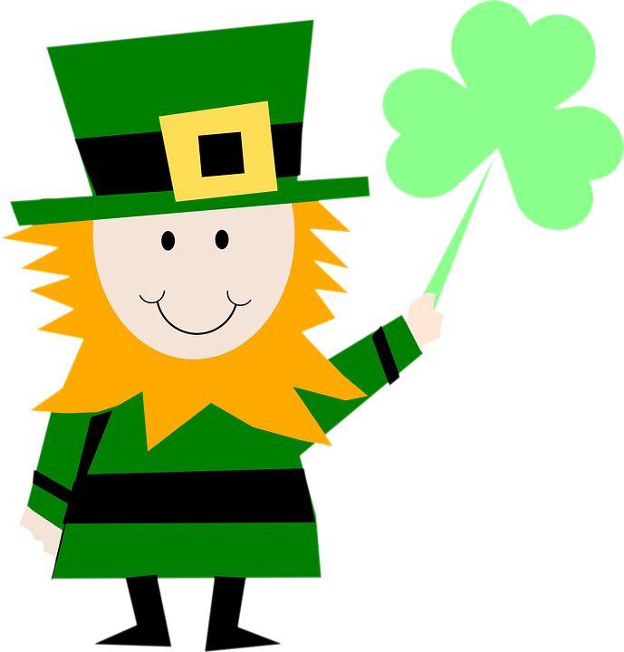 Free vector graphic man character shamrock march free image man character shamrock march luck holiday irish voltagebd Images
