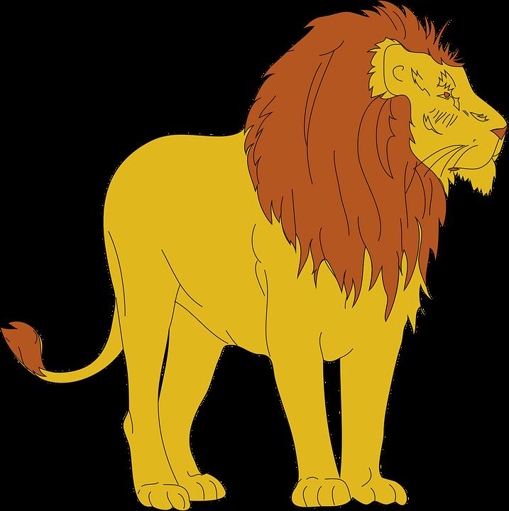 6800 Koleksi Gambar Kartun Binatang Singa Terbaru