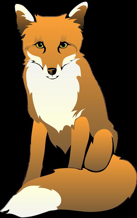 Image vectorielle gratuite fox des animaux mammif res - Clipart renard ...