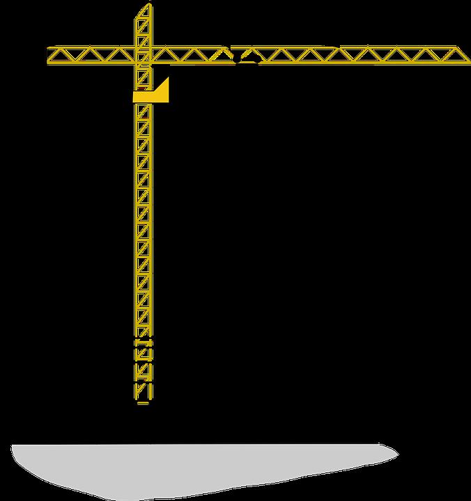 image vectorielle gratuite grue haute la construction image gratuite sur pixabay 48591. Black Bedroom Furniture Sets. Home Design Ideas