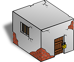 jailhouse, cell, jail