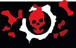 skull, danger, scary