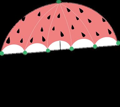 Deštník, Červená, Počasí, Déšť, Obal