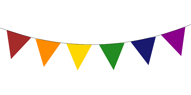 Banner party decoration free vector graphic on pixabay - Decoration de grand vase transparent ...