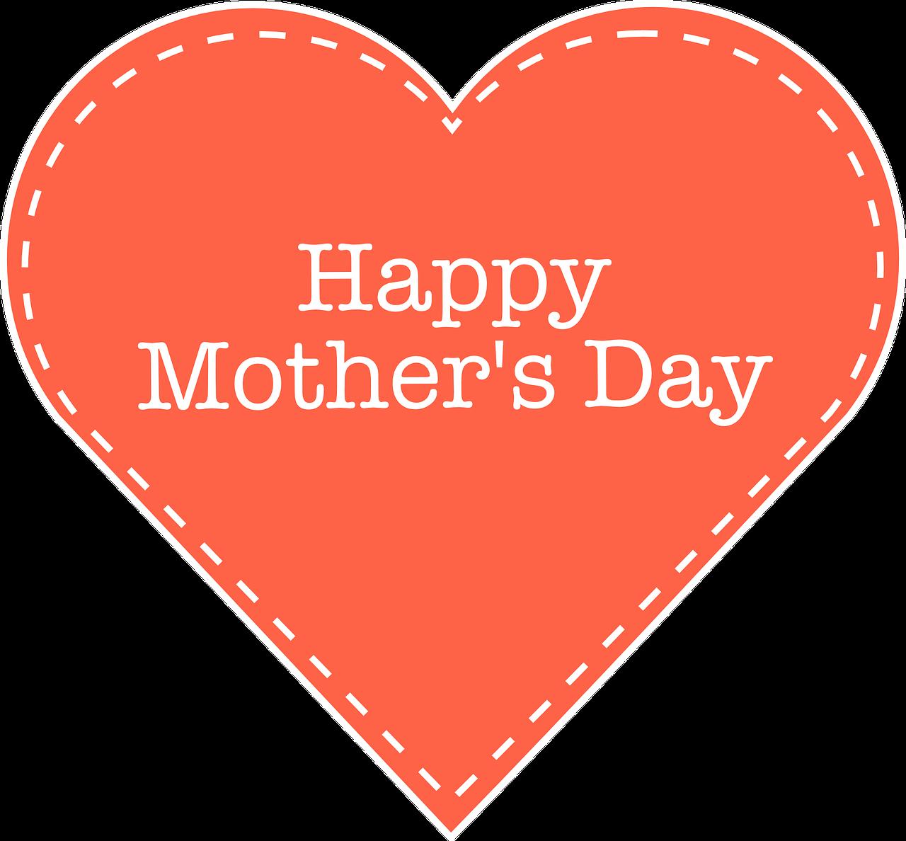 Happy Den Matek, Máma, Láska, Matka, Dítě, S Pozdravem