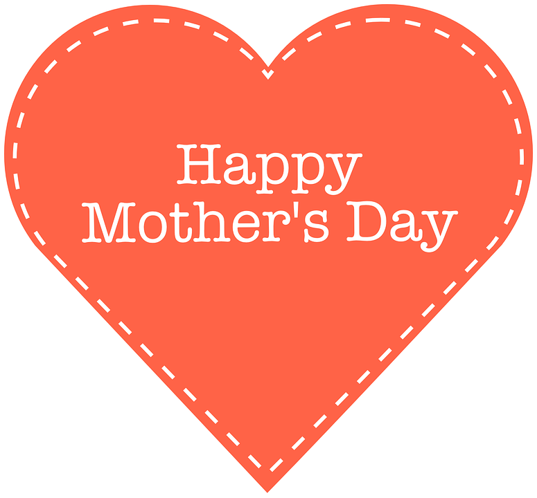 Happy Mothers Day Mom Love Mother Child Greeting  C B Public Domain