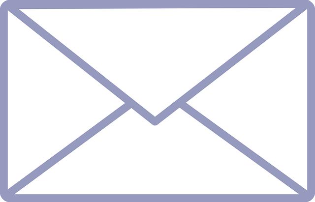 Image Vectorielle Gratuite Enveloppe Postaux Mail