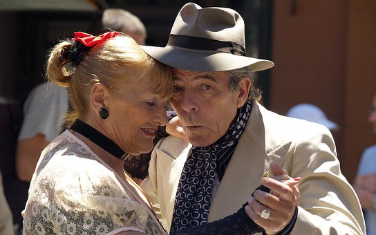 Emotional, Couple, Tango, Dance