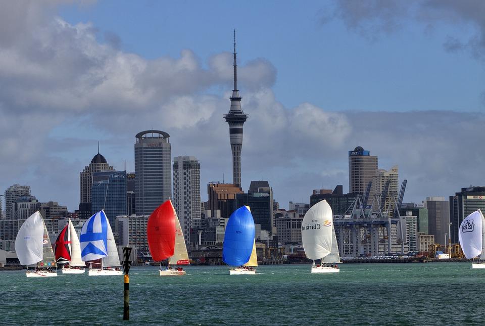 Sailing, Boat, Sail, Sailing Boat, Yacht, Auckland