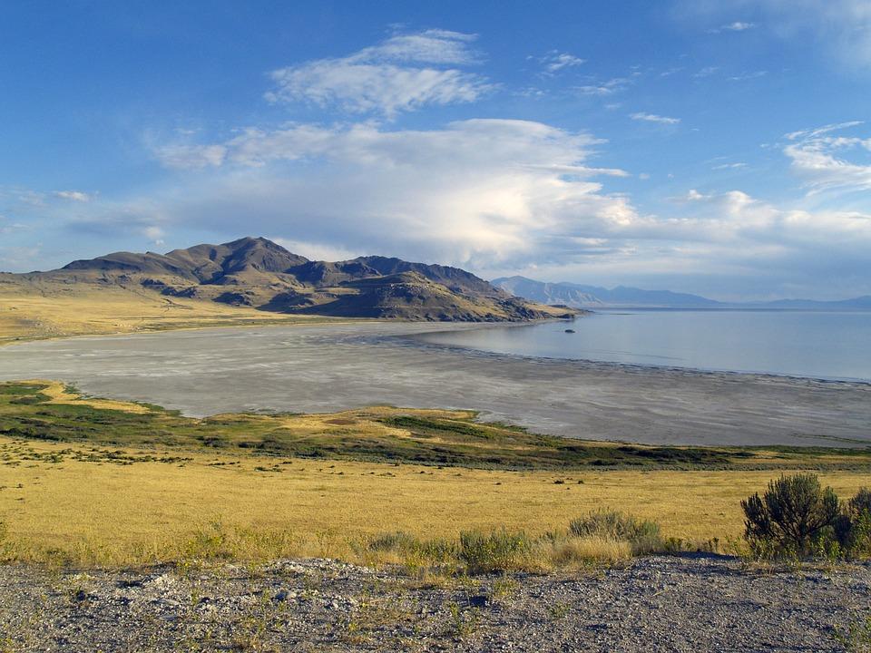 Great Salt Lake Utah Usa Free Photo On Pixabay