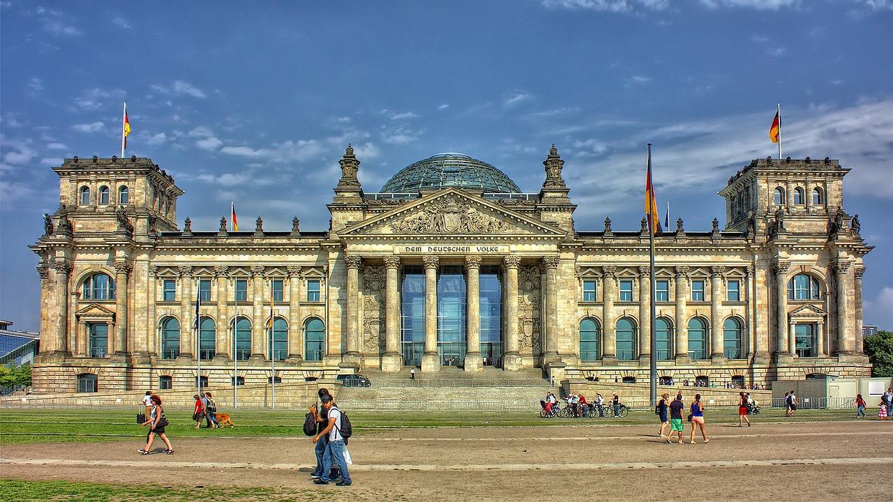 Berlin: Reichstag (Parliament)