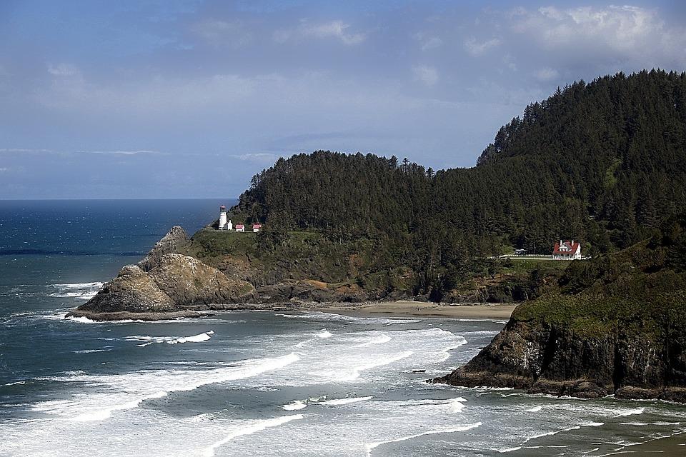 Free photo: Oregon, Coast, Heceta Beach, Usa - Free Image on Pixabay - 51092