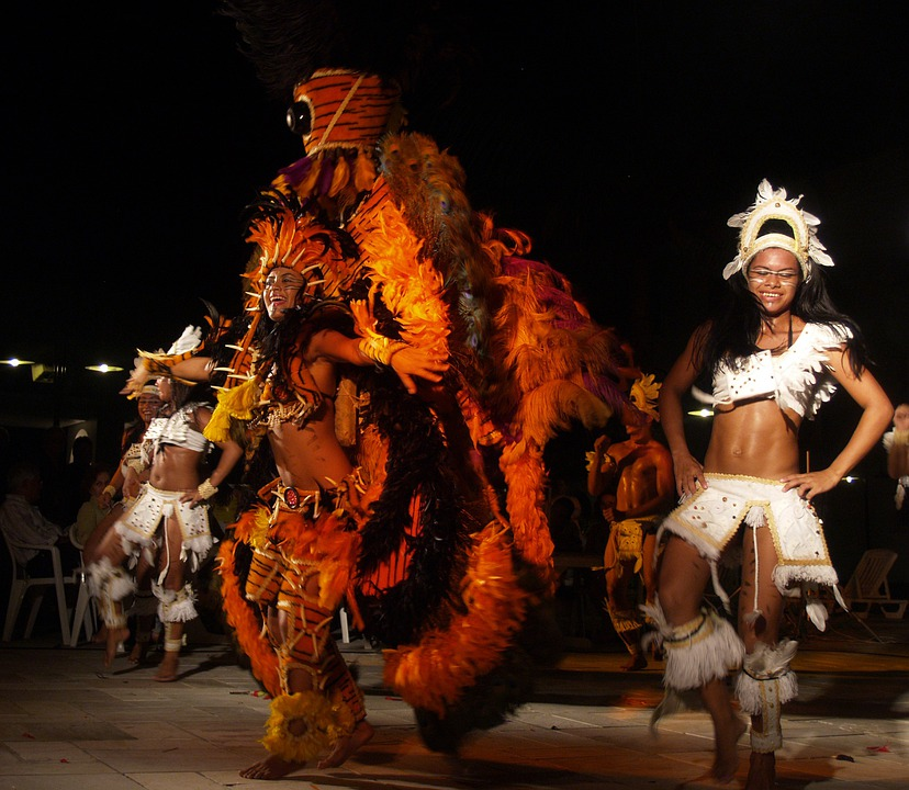 Samba, Dancer, Persons, Brazil, Manaus, Show, Colorful