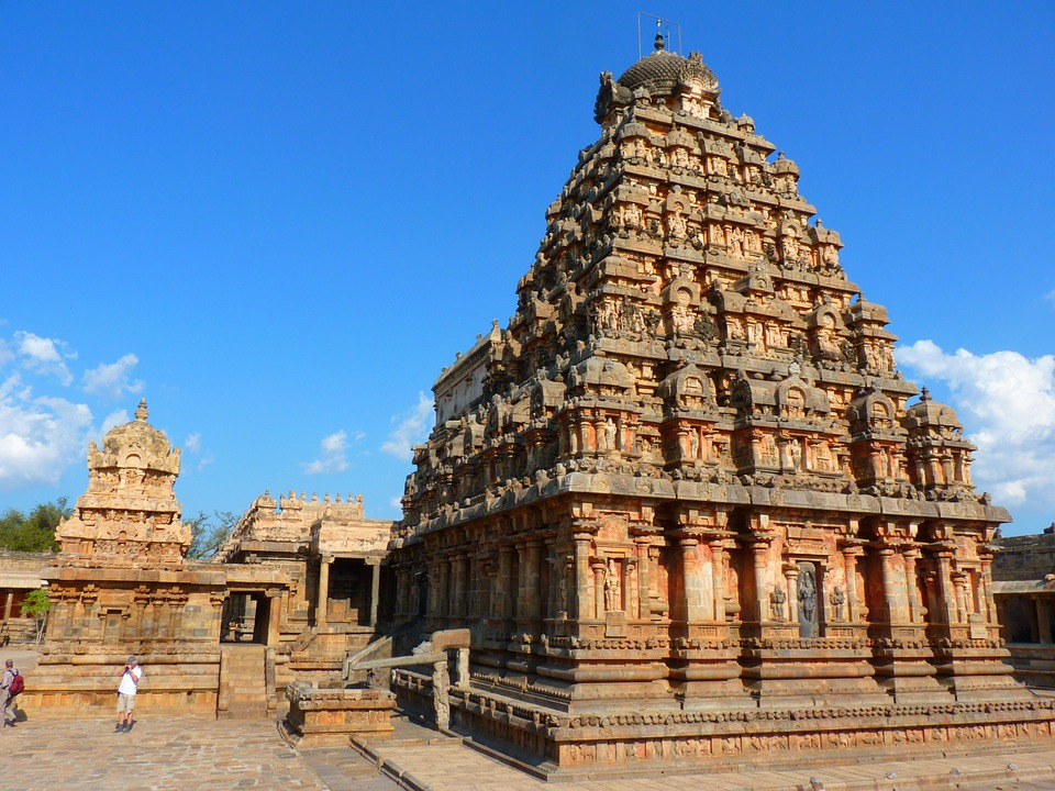 Photo gratuite temple darasuram image gratuite sur for Architecture inde