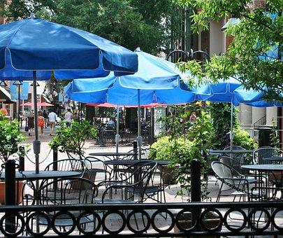Sidewalk Cafe, Sidewalk Restaurant