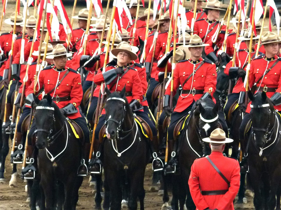 Free Photo Royal Canadien Mounted Police Free Image On
