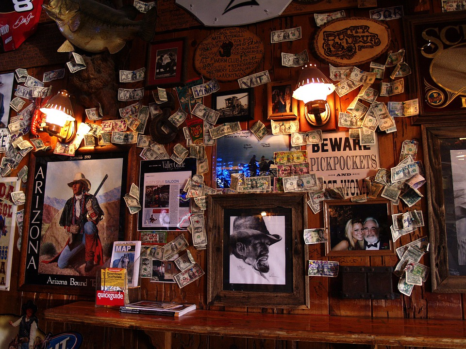 Free photo western saloon lifestyle bar free image on for Salon western