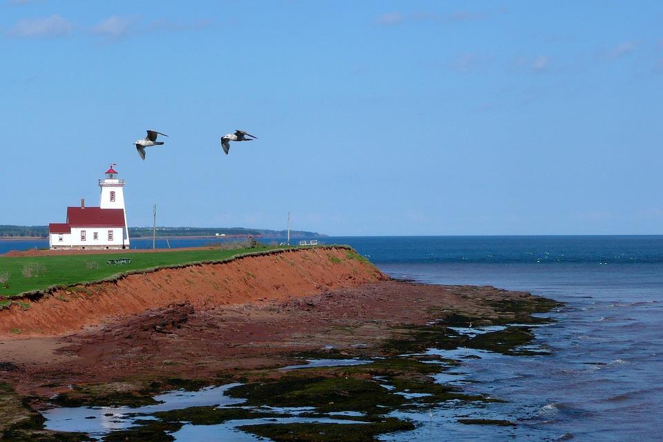 Остров Принц Едуард Канада Фар - Безплатни фотографии на Pixabay