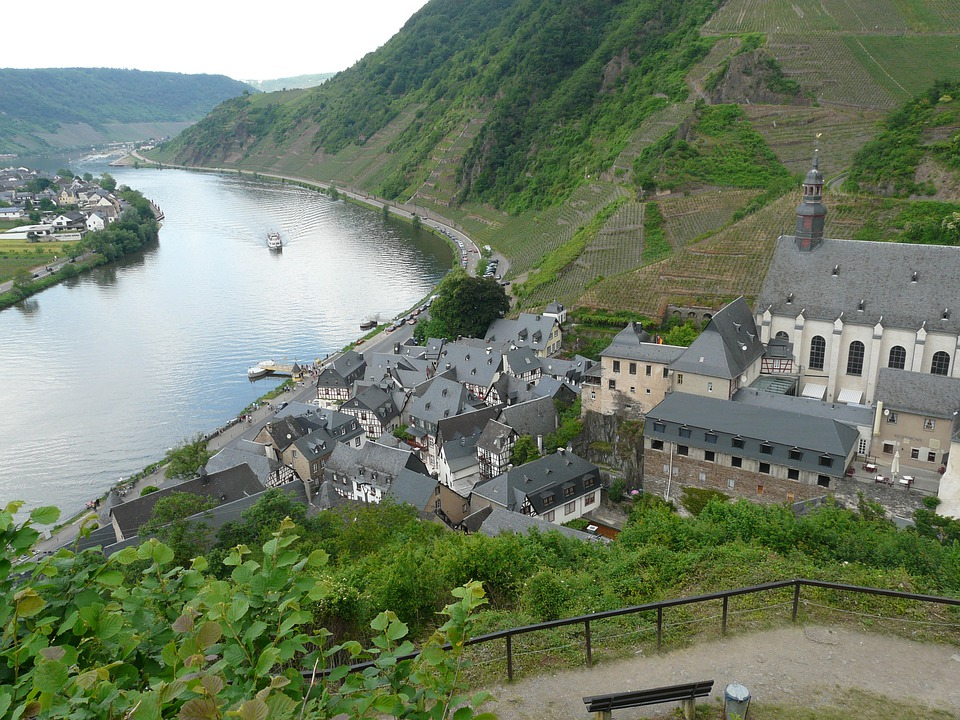 free photo beilstein mosel city village free image