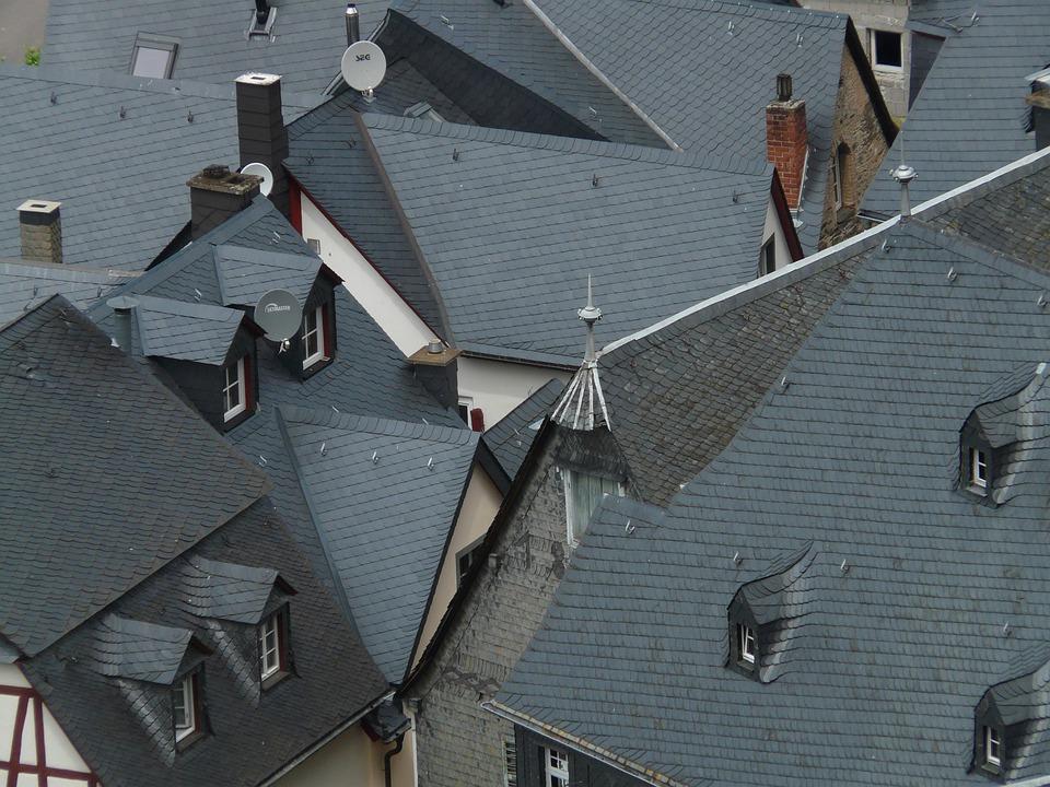 Roofs Schieferdaecher - Free photo on Pixabay