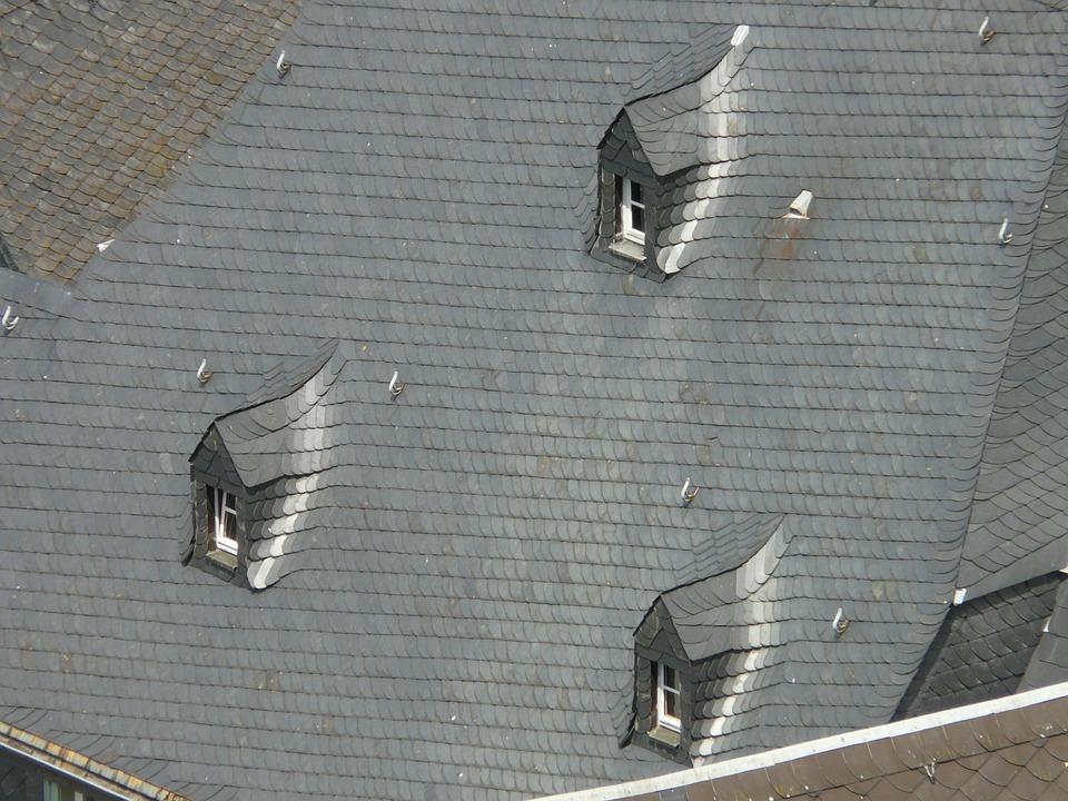 photo gratuite toit toiture en ardoise pignon image gratuite sur pixabay 56150. Black Bedroom Furniture Sets. Home Design Ideas